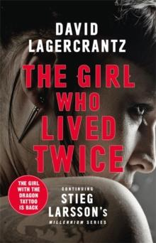 THE GIRL WHO LIVED TWICE | 9780857056375 | DAVID LAGERCRANTZ