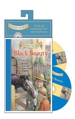 BLACK BEAUTY + CD (ABRIDGED) | 9781402773631 | ANNA SEWELL