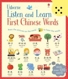LISTEN AND LEARN FIRST CHINESE | 9781474921268 | SAM TAPLIN