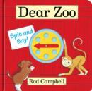 DEAR ZOO SPIN AND SAY | 9780230770195 | ROD CAMPBELL