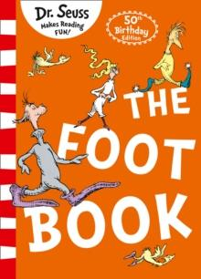 THE FOOT BOOK | 9780008271916 | DR SEUSS