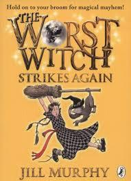 THE WORST WITCH STRIKES AGAIN 02 | 9780141349602 | JILL MURPHY