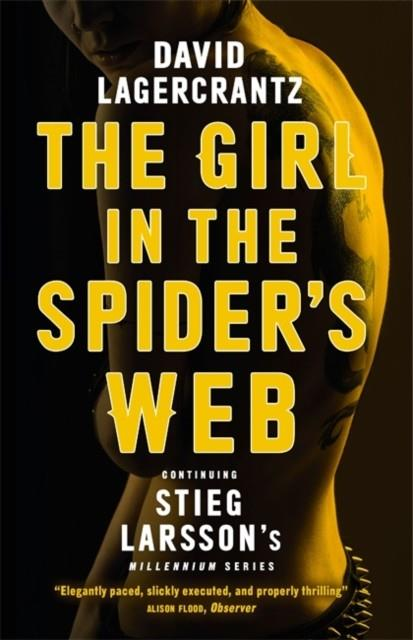 THE GIRL IN THE SPIDER'S WEB | 9781848667785 | DAVID LAGERCRANTZ