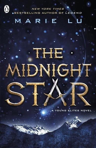 THE MIDNIGHT STAR (THE YOUNG ELITES BOOK 3) | 9780399548321 | MARIE LU