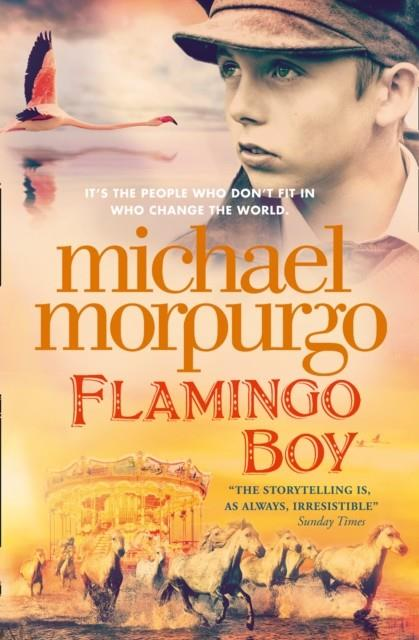 FLAMINGO BOY | 9780008134655 | MICHAEL MORPURGO