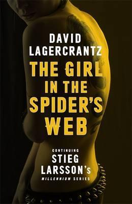 GIRL IN THE SPIDER'S WEB | 9780857059994 | DAVID LAGERCRANTZ