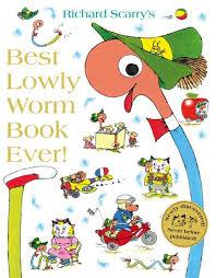 BEST LOWLY WORM BOOK EVER | 9780007581016 | RICHARD SCARRY