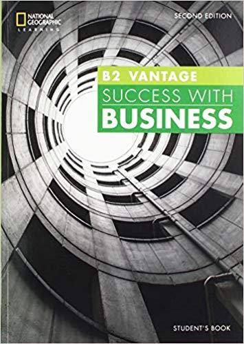 SUCCES WITH BUSINESS 2E B2 STUDENT'S BOOK | 9781473772458 | VVAA