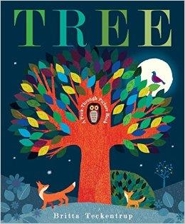 TREE A PEEK THROUGH PICTURE BOOK | 9781101932421 | PATRICIA HEGARTY