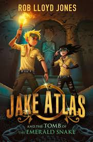 JAKE ATLAS AND THE TOMB OF THE | 9781406361445 | ROB LLOYD JONES