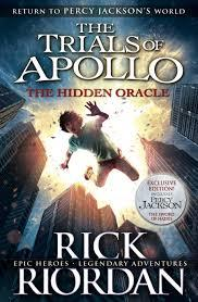 THE TRIALS OF APOLLO 01: THE HIDDEN ORACLE | 9780141363929 | RICK RIORDAN