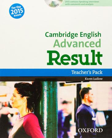 CAE ADVANCED RESULT TB  | 9780194512428 | VARIOUS AUTHORS