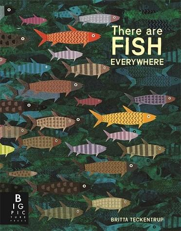THERE ARE FISH EVERYWHERE | 9781787410763 | BRITTA TECKENTRUP