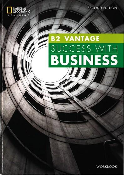 SUCCES WITH BUSINESS 2E B2 WORKBOOK | 9781473772489 | VVAA