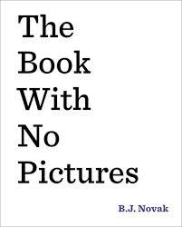 THE BOOK WITH NO PICTURES | 9780141361789 | B J NOVAK