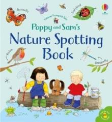 POPPY AND SAM'S NATURE SPOTTING BOOK | 9781474962544 | SAM TAPLIN