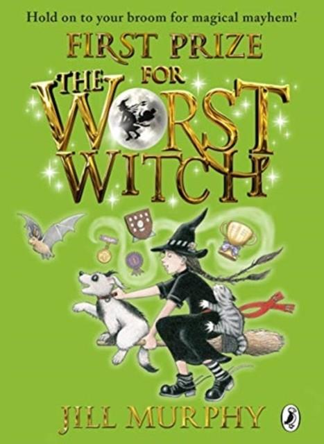 FIRST PRIZE FOR THE WORST WITCH | 9780141355160 | JILL MURPHY