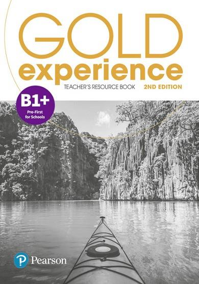GOLD EXPERIENCE 2ND EDITION B1+ TEACHER'S RESOURCE BOOK | 9781292194745 | DIGNEN, SHEILA/EDWARDS, LYNDA