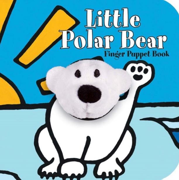 LITTLE POLAR BEAR: FINGER PUPPET BOOK | 9780811869744 | CHRONICLE BOOKS