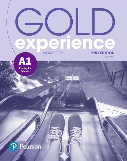 GOLD EXPERIENCE 2ND EDITION A1 WORKBOOK | 9781292194257 | FRINO, LUCY