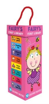 FAIRY'S FIRST LIBRARY BOOK TOWER | 9781848795853 | LARA EDE