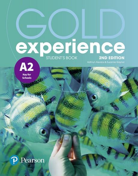 GOLD EXPERIENCE 2ND EDITION A2 STUDENT'S BOOK | 9781292194271 | ALEVIZOS, KATHRYN/GAYNOR, SUZANNE