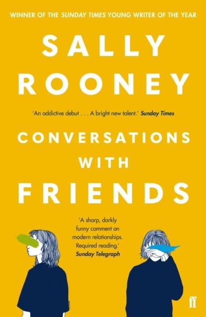 CONVERSATIONS WITH FRIENDS | 9780571333134 | SALLY ROONEY