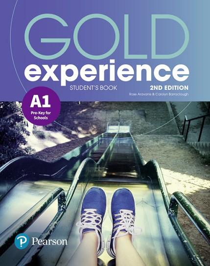 GOLD EXPERIENCE 2ND EDITION A1 STUDENT'S BOOK | 9781292194141 | BARRACLOUGH, CAROLYN