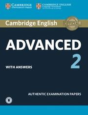 CAE CAMBRIDGE CAE PRACTICE TESTS 2 SB+KEY+AUDIO | 9781316504499 | CAMBRIDGE UNIVERSITY PRESS