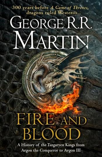 FIRE AND BLOOD | 9780008307738 | GEORGE R R MARTIN