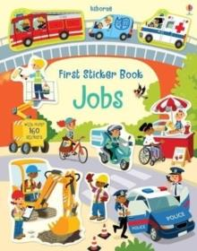 FIRST STICKER BOOK JOBS | 9781474946476 | HANNAH WATSON