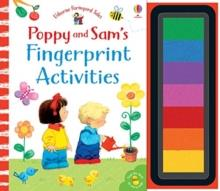 POPPY AND SAM'S FINGERPRINT ACTIVITIES | 9781474952712 | SAM TAPLIN
