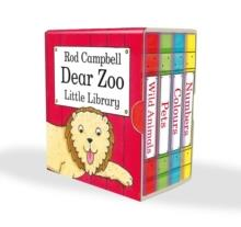 DEAR ZOO LITTLE LIBRARY | 9780230750289 | ROD CAMPBELL