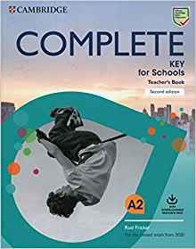 KET COMPLETE KEY FOR SCHOOLS INT. ED. 2019 TB | 9781108539418