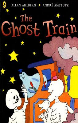 FUNNYBONES: THE GHOST TRAIN | 9780140566819 | ALLAN AHLBERG