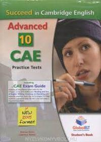 CAE SUCCEED IN CAMBRIDGE CAE 10 SELF STUDY (2015) | 9781781641545 | ANDREW BETSIS