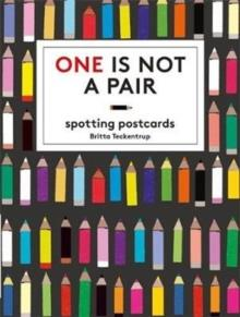 ONE IS NOT A PAIR: SPOTTING POSTCARDS | 9781783708963 | BRITTA TECKENTRUP