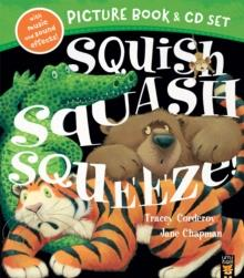 SQUISH SQUASH SQUEEZE (CD SET) | 9781848698666 | JANE CHAPMAN