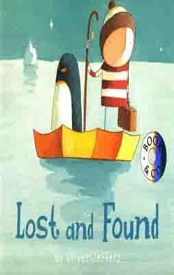 LOST AND FOUND PB AND CD | 9780007240371 | OLIVER JEFFERS