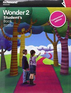 WONDER 2 STUDENT´S CUSTOMIZED PACK | 9788466820684