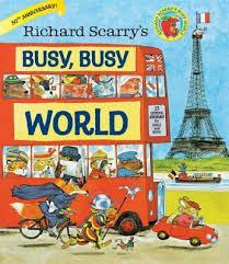 BUSY BUSY WORLD | 9780385384803 | RICHARD SCARRY