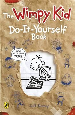 WIMPY KID: DO-IT-YOURSELF BOOK (REISSUE) | 9780141339665 | JEFF KINNEY