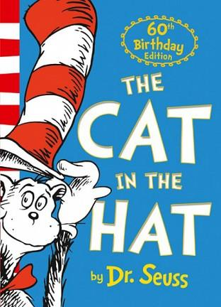 THE CAT IN THE HAT (60TH ANNIVERSARY) | 9780008219611 | DR SEUSS