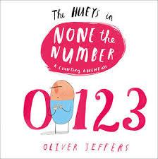 THE HUEYS: NONE THE NUMBER (HB) | 9780007420698 | OLIVER JEFFERS