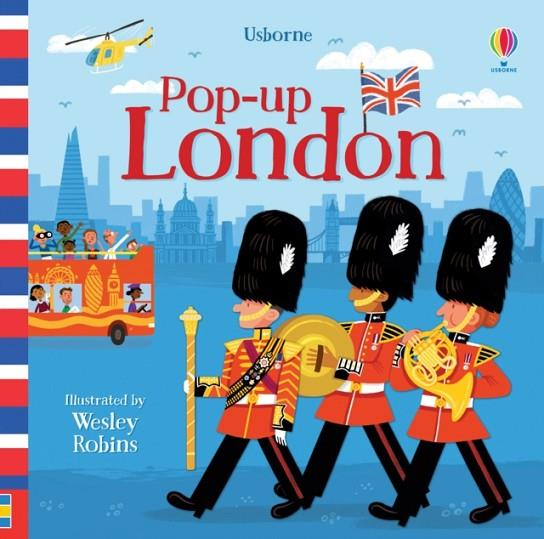 POP-UP LONDON | 9781474939584 | FIONA WATT