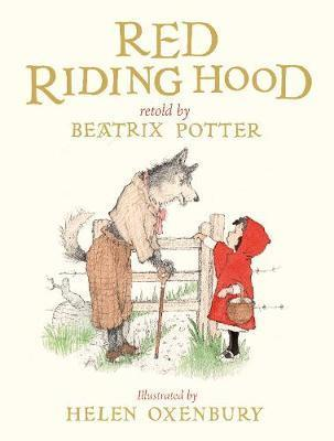 RED RIDING HOOD | 9780241376539 | POTTER AND OXENBURY