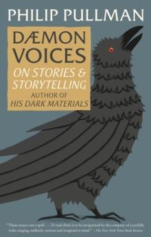 DAEMON VOICES | 9780525562955 | PHILIP PULLMAN