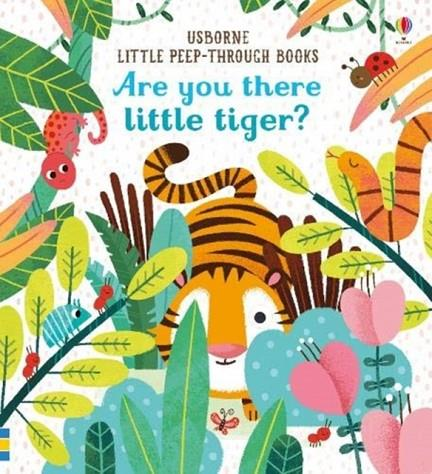 ARE YOU THERE LITTLE TIGER? | 9781474936804 | SAM TAPLIN