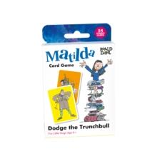 ROALD DAHL MATILDA CARD GAME | 5012822070456