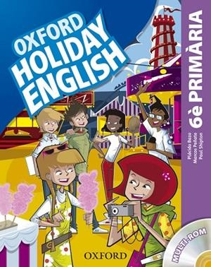HOLIDAY ENGLISH 6º PRIM PACK CAT 3E | 9780194546270